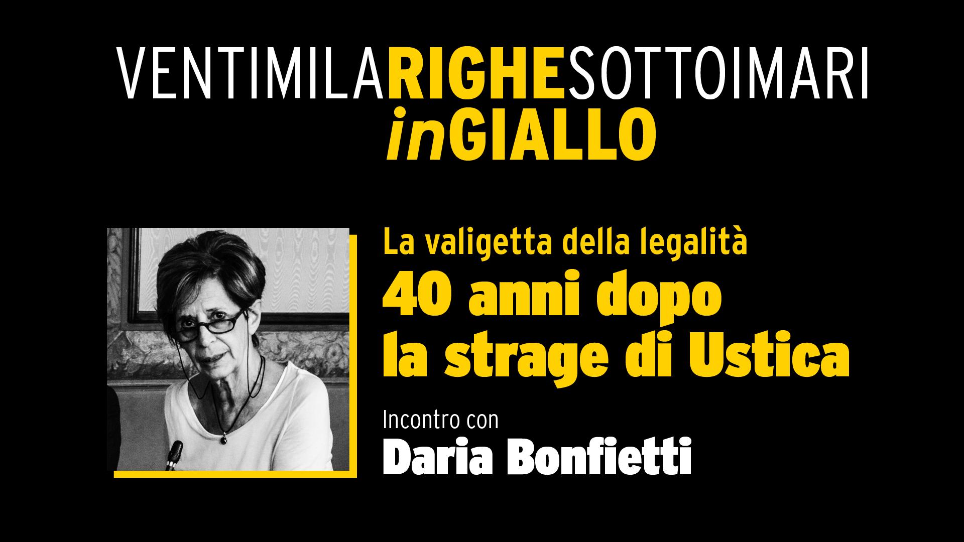 40 anni dopo la strage di Ustica - Video Integrale