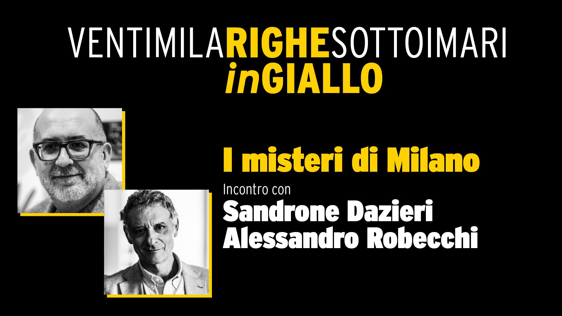 I misteri di Milano - Video Integrale