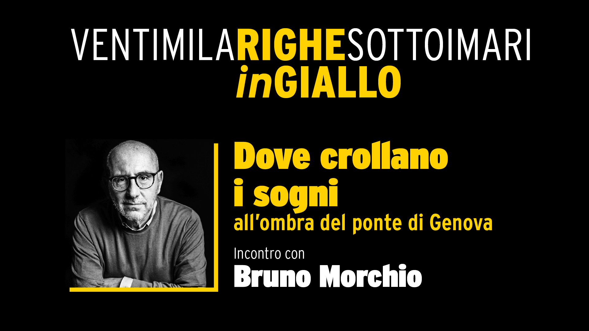 Dove crollano i sogni- Video Integrale